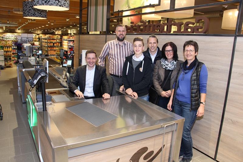 Charity-Aktion bei der Eröffnung von EDEKA Linkenheim-Hochstetten!