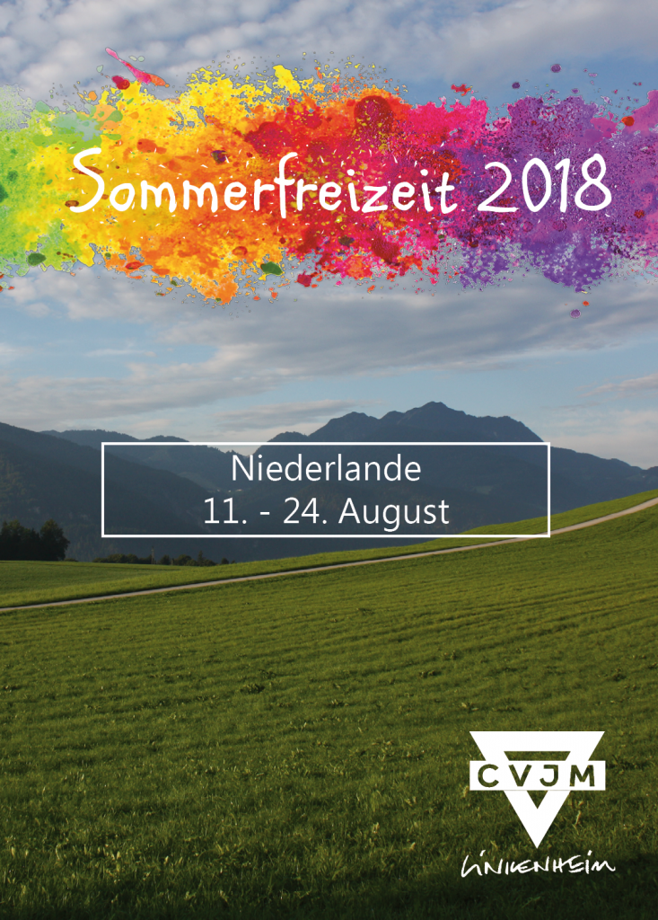 Jugendfreizeit 2018
